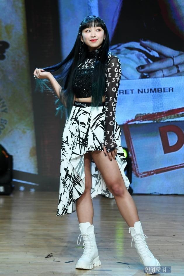 [포토] 시크릿넘버 디타, 'K팝 최초 인도네시아인'