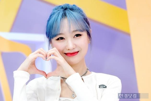 [포토] 류수정, '예쁨 가득한 하트~'