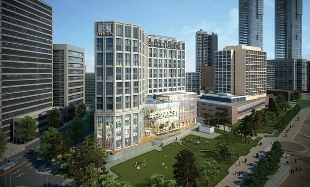 신세계, 새 호텔 '그랜드조선'으로 부산·제주 공략
