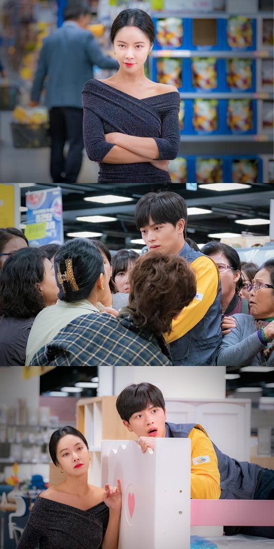 '쌍갑포차' 황정음 (사진=삼화네트웍스, JTBC스튜디오)