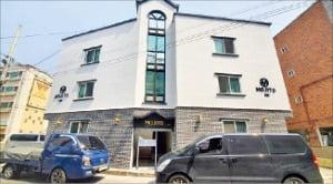 경북 구미시 대기업 밀집지역 앞 다가구주택