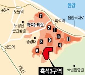'준강남' 흑석뉴타운 최대 단지 20일 분양