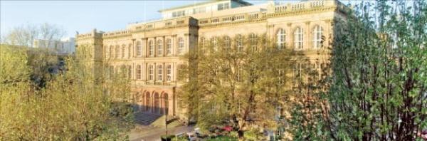 도시와 대학 간 대표적인 상생 모델로 꼽히는 독일 아헨공대.
