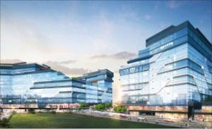 구리갈매 금강펜테리움 IX타워, 복합문화공간 갖춘 구리 지식산업센터