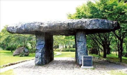 황해도 지역의 로암리 고인돌