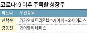 네이버·카카오 언택트株 '쌩쌩'…LG화학·네패스 전기차株 '씽씽'