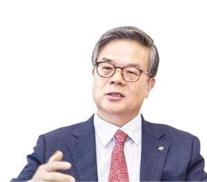 """오익근 대신증권 대표 """"국내외 리츠 상장 적극 추진하겠다"""""""