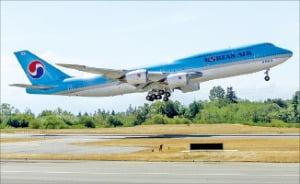 대통령 전용기 '보잉 747-8i'로 바뀐다