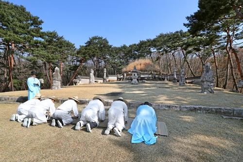 [문화유산] 왕과 시민과 야생동물의 쉼터 동구릉