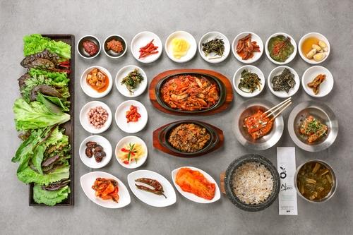 [음식기행] 제천 약초요리 브랜드 '약채락' 음식점 '산아래'