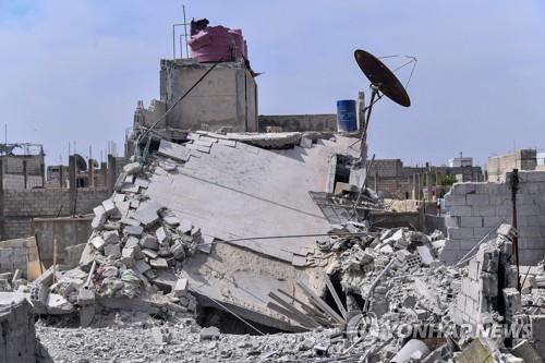 """이스라엘 언론 """"이란, 시리아에 파견한 병력 줄여"""""""