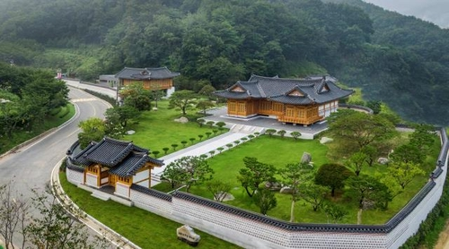 세계 유일 양산 궁중꽃박물관 9일 재개관…일반에 처음 공개