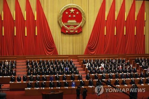 """코로나19 속 중국 '양회' 어떻게…""""기자 사전격리·핵산검사"""""""