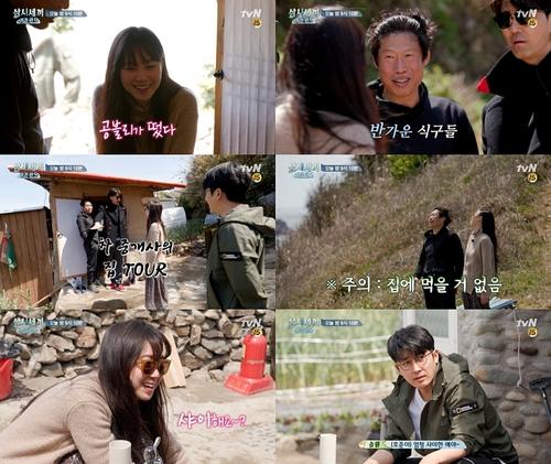 익숙한 편안함…tvN '삼시세끼 어촌편5' 10% 돌파