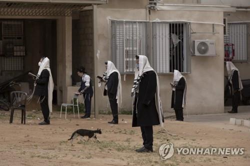 이스라엘, 유대교 회당·모스크·교회 두달 만에 열어