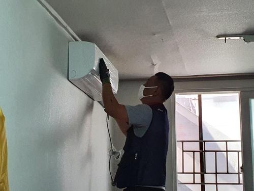 경기도, 거동불편 홀몸노인 750가구에 에어컨 설치