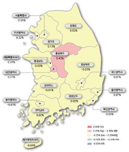 서울 아파트값 8주 연속 하락…급매 소진 뒤 눈치보기 장세