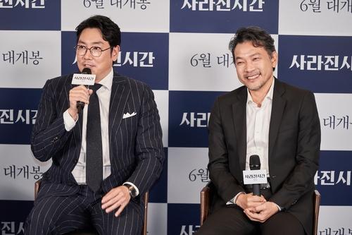 """'신인 감독' 정진영 """"오랜 꿈, 오래 하고 싶었던 이야기"""""""