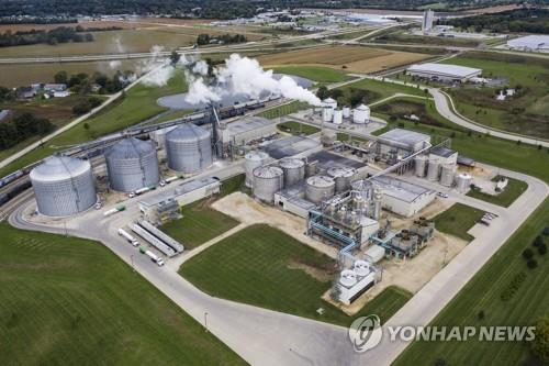 중국의 수상한 에탄올 수입…미국산을 오만에서 선적