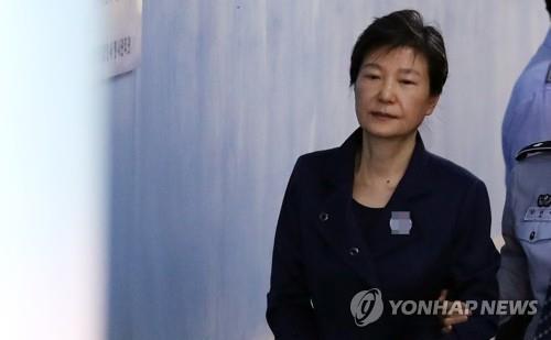 """[고침] 사회(박근혜 파기환송심서 징역 35년 구형…""""법치…)"""