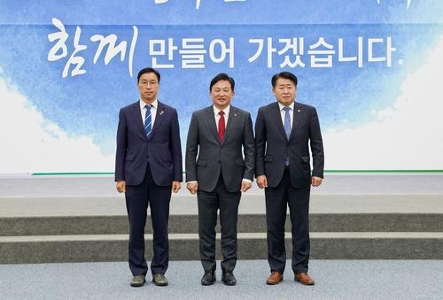 원희룡, 국회의원 당선인에 '국세이양' 특별법 개선 협조 건의