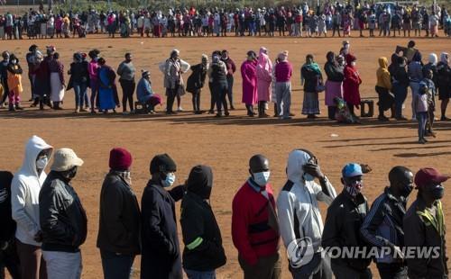 남아공 신생아도 코로나19에 희생…사망자 339명