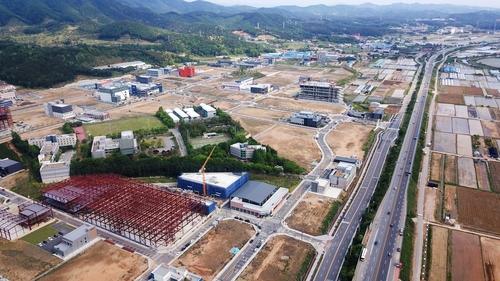 용인시 첫 민·관 공동개발 산업단지 '용인테크노밸리' 준공