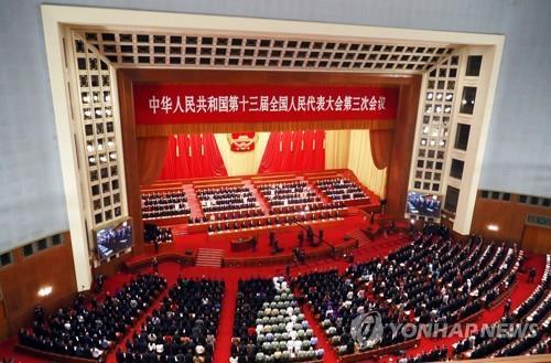 중국 국방예산 코로나 충격에도 6.6% 증가…'미중갈등 대비'