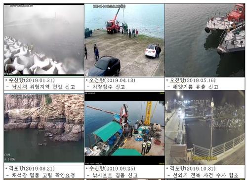 어촌어항공단, 국가어항 3곳에 CCTV 추가 설치