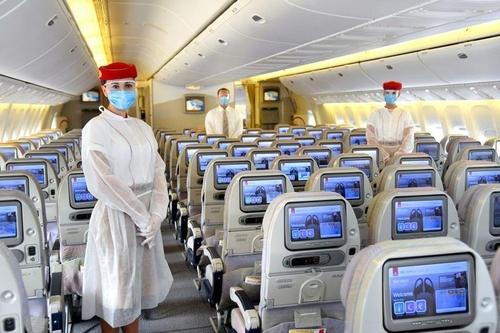 중동 최대 에미레이트항공, 9개 노선 정기편 재개