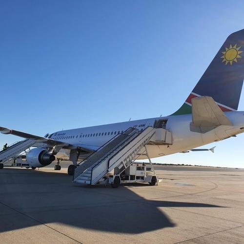 아프리카 교민 나미비아 7명·앙골라 2명 귀국길