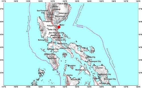 필리핀 북부 루손섬서 규모 5.4 지진…피해 우려