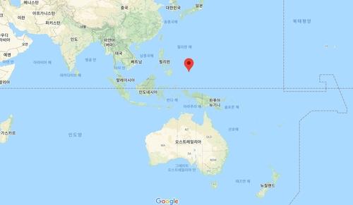 팔라우 교민 30여명, 24일 아시아나 부정기편으로 귀국