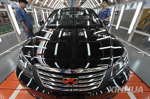 中 자동차 업계 판촉품 난무…가격 경쟁 격화 불보듯