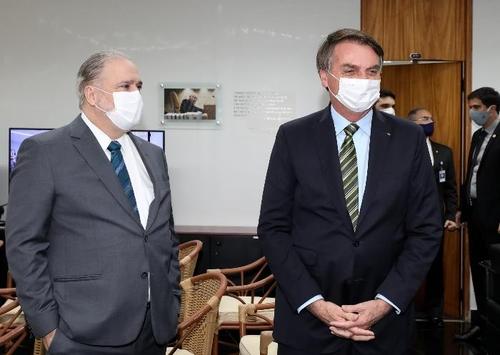 브라질 경찰, '가짜뉴스 유포' 대통령 차남 등 17명 압수수색