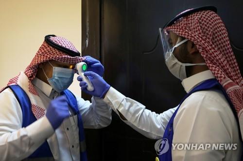 걸프지역 코로나 확진 20만명 넘어…한국인 파견자도 속속 감염