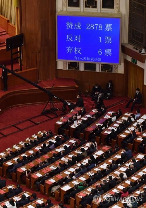 """커들로 """"중, 큰 실수…홍콩, 중국과 같은 방식 대우받을수도""""(종합)"""