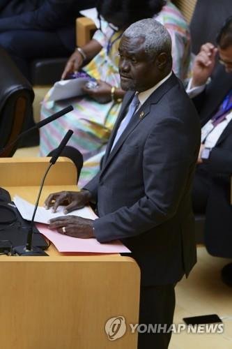 아프리카연합 수장도 '미 경찰 흑인 살해' 강력 비판