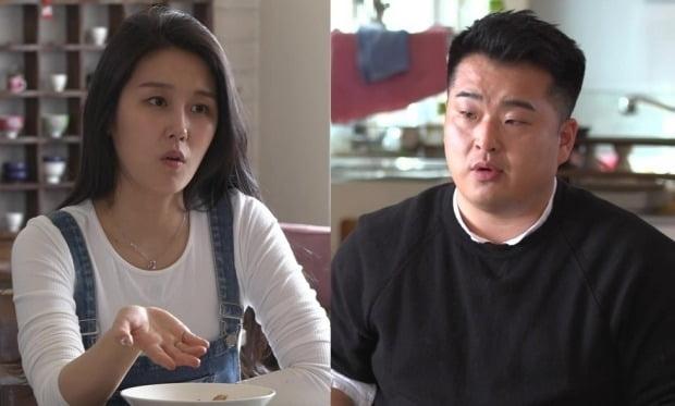 김유진PD와 이원일 셰프/사진제공=MBC