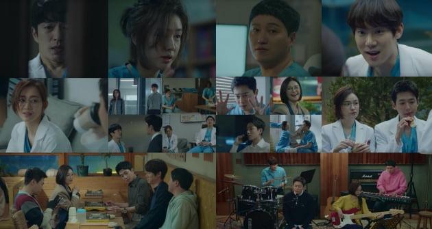 '슬기로운 의사생활'./ 사진제공=tvN
