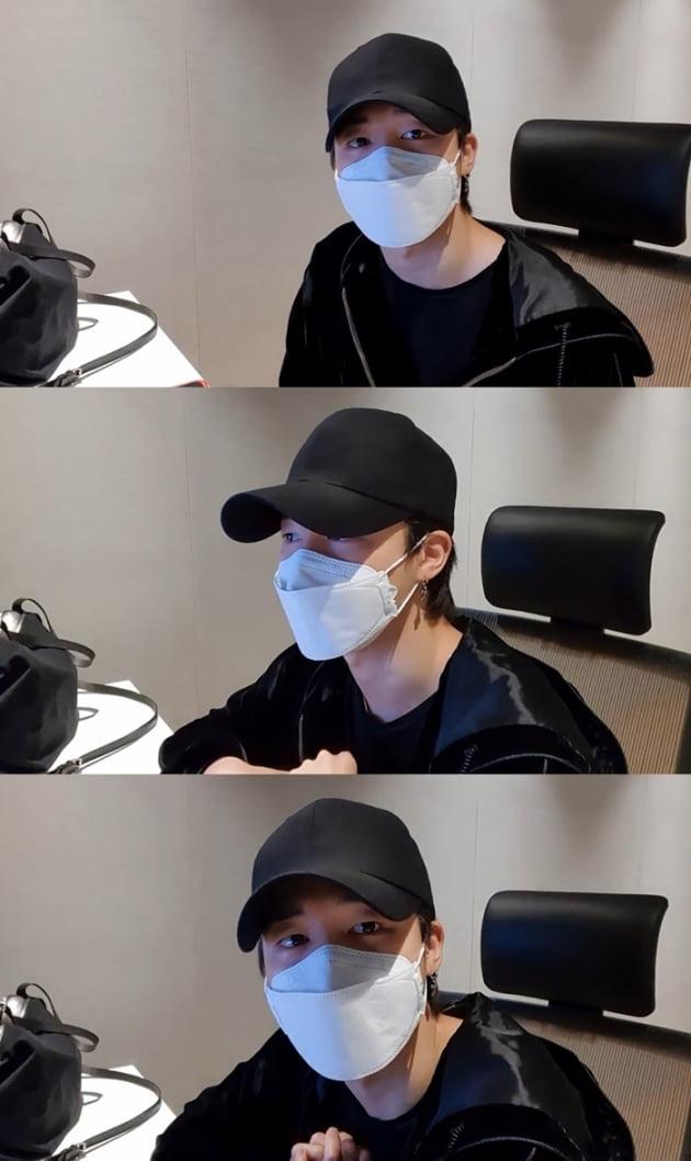 방탄소년단 지민 / 사진 = 유튜브 '방탄TV' 영상 캡처
