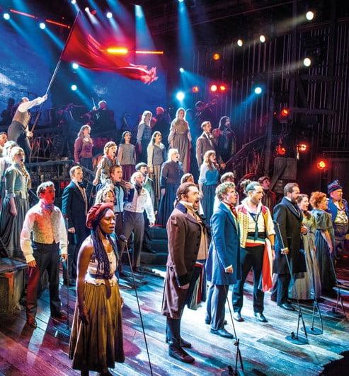 런던에 가지 않고 즐기는 웨스트엔드 극장 '레미제라블: 뮤지컬 콘서트'