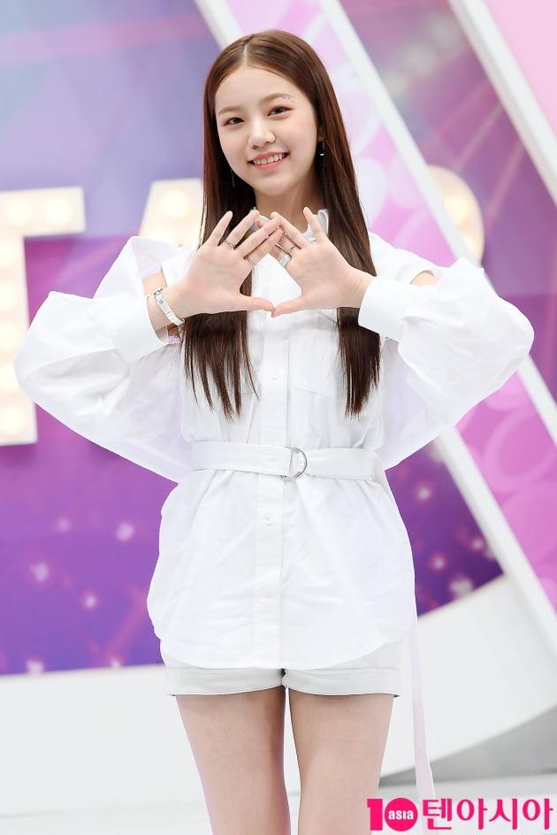 [TEN 포토] 공원소녀 레나 '상크미 매력'