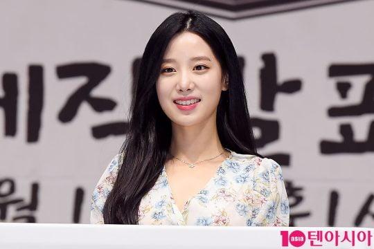 걸그룹 베리굿 멤버 조현/ 사진=텐아시아DB