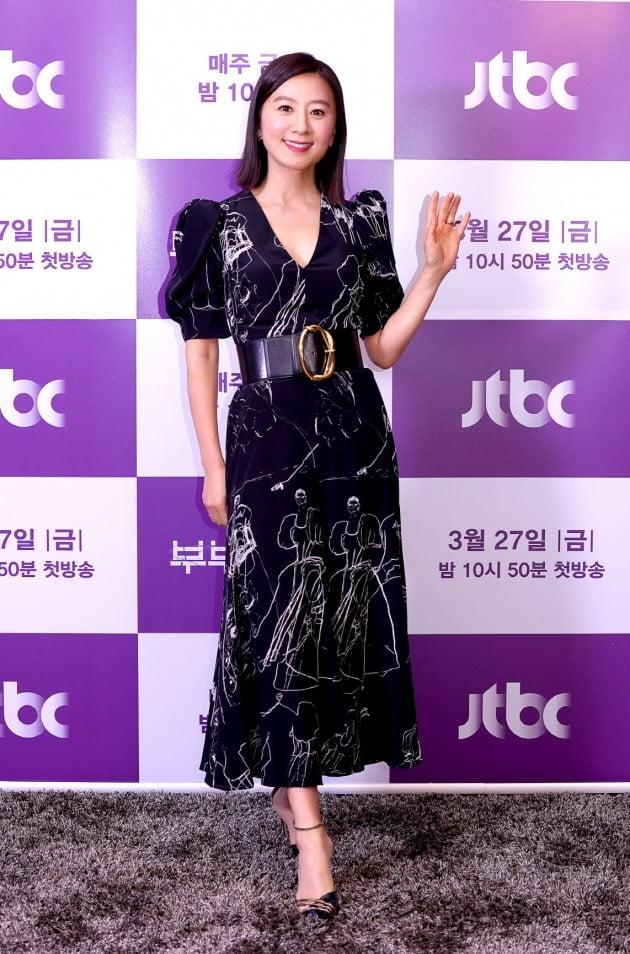 배우 김희애./사진제공=JTBC