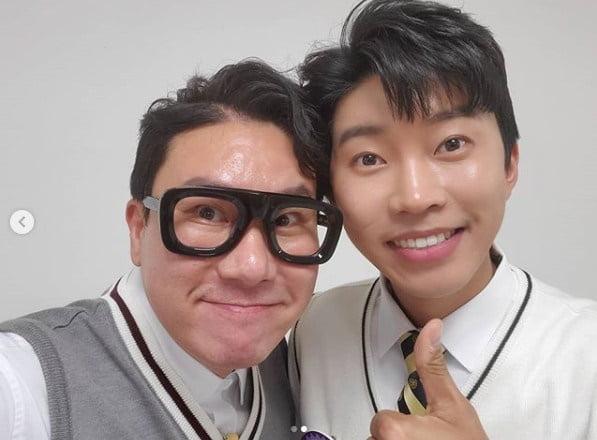 이상민 임영웅 / 사진 = 이상민 인스타그램