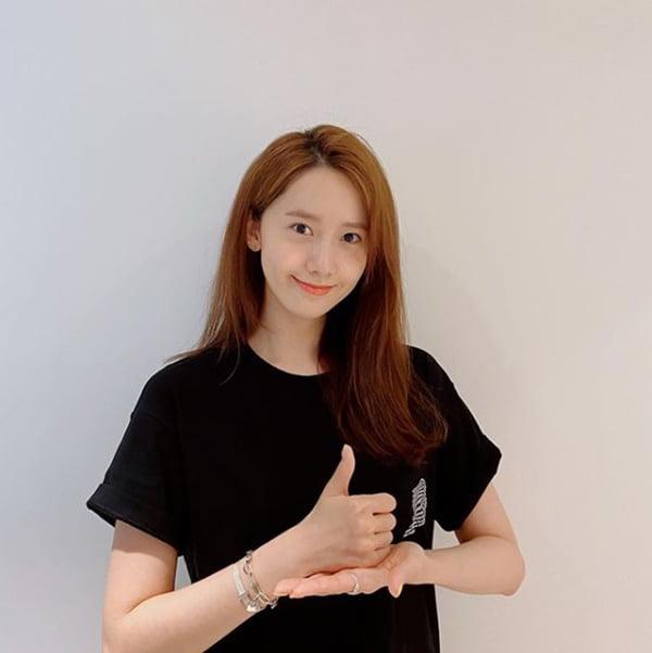 소녀시대 윤아 / 사진 = 윤아 인스타그램