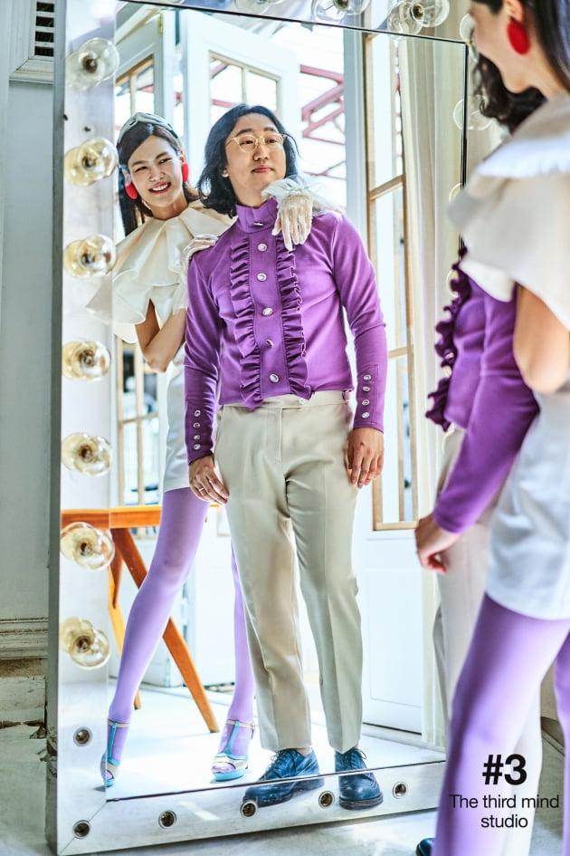 김경진·전수민 웨딩화보 / 사진제공=해피메리드컴퍼니