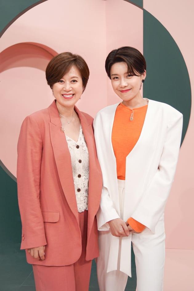 개그맨 박미선(왼쪽), 장도연/ 사진=텐아시아DB
