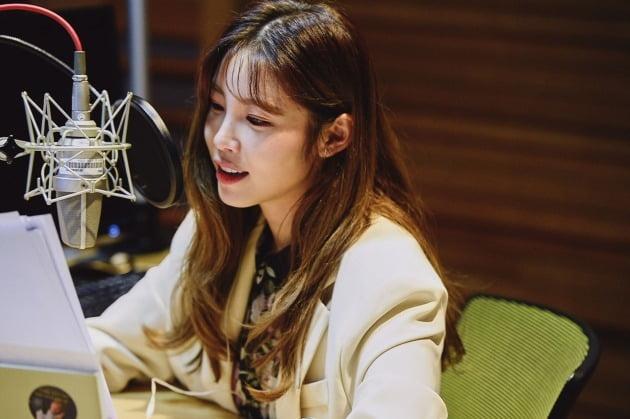 전효성이 '꿈꾸는 라디오' DJ로 발탁됐다. / 사진제공=JHS엔터테인먼트